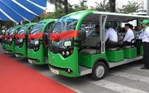TP.HCM được tự quyết định thí điểm xe buýt điện