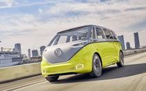 Volkswagen vô tình làm lộ tên mới cho dòng xe điện