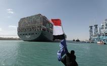 Ai Cập chính thức điều tra nguyên nhân tàu Ever Given mắc cạn ở kênh đào Suez
