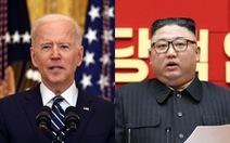Ông Biden không có ý định gặp ông Kim Jong Un