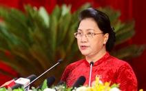 Miễn nhiệm Chủ tịch Quốc hội Nguyễn Thị Kim Ngân