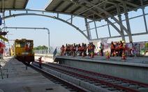 Phó thủ tướng chỉ đạo tháo gỡ vướng mắc cho metro số 1