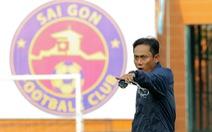 CLB Sài Gòn bổ nhiệm tân HLV trưởng thứ 2 vì 'V-League quá khốc liệt'