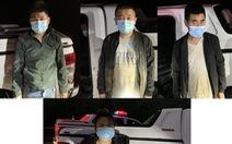Ngăn chặn 4 người Trung Quốc nhập cảnh trái phép vào Quảng Ninh