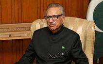 Tổng thống, thủ tướng và bộ trưởng Pakistan mắc COVID-19
