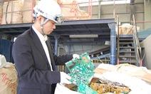 Nhật Bản thu hồi đất hiếm từ nước ngoài để tái chế trong nước