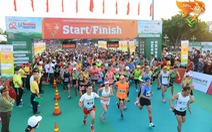 Gian lận tại giải Tiền Phong marathon, một VĐV bị tước huy chương vô địch
