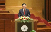 Tân Chủ tịch Quốc hội Vương Đình Huệ: Mục tiêu tối thượng là hạnh phúc của nhân dân