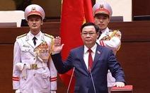 Ông Vương Đình Huệ trở thành tân Chủ tịch Quốc hội