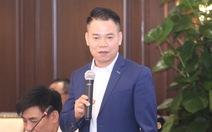 Ông Hoàng Ngọc Huấn được đề cử làm chủ tịch Liên đoàn Bóng chuyền Việt Nam