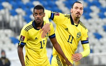 Ibrahimovic giúp tuyển Thụy Điển thăng hoa