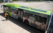 Singapore thử nghiệm xe buýt chạy bằng pin năng lượng Mặt trời