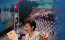 Mỹ lên án Trung Quốc thông qua cải cách bầu cử ở Hong Kong