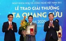 Chỉ có 4 nhà khoa học được đề cử giải thưởng Tạ Quang Bửu năm 2021