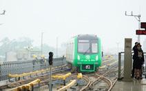 Bắt đầu kiểm đếm, tiếp nhận hồ sơ, tài sản để bàn giao đường sắt Cát Linh - Hà Đông