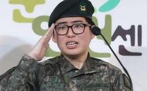 Người lính chuyển giới đầu tiên của Hàn Quốc chết sau khi bị trục xuất khỏi quân đội