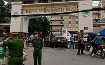 Khám với giáo sư tại Bệnh viện Bạch Mai: 550.000đ/lượt, giường theo yêu cầu 3,3 triệu