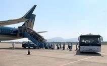 388 công dân Việt từ Myanmar đã về nước