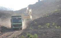 Dự án làm cao tốc qua Bình Thuận gặp khó vì... thiếu đất đắp