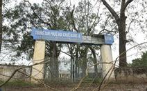 Cảnh hoang tàn tại Trung tâm Phục hồi chức năng và dưỡng sinh của 'thần y' Võ Hoàng Yên