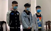 Có chỉ thị, mau chóng tìm ra 3 thiếu niên nghi quấy rối tình dục phụ nữ nước ngoài