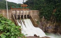 Sau lệnh cấm, thủy điện Thượng Nhật đã được phép tích nước