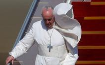 Giáo hoàng Francis đến thăm Iraq