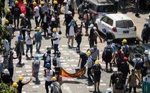 Mỹ áp trừng phạt mới với quân đội Myanmar, kêu gọi ngưng đàn áp