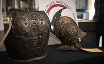Bảo tàng Louvre tìm lại được bộ giáp quý sau gần 40 năm 'lưu lạc'