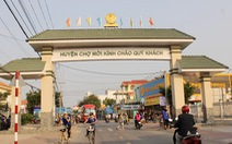 Thị trấn Chợ Mới - tiềm năng phát triển vượt bậc