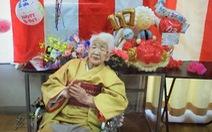 Rước đuốc Olympic Tokyo ở tuổi 118