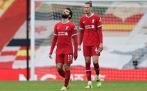 Liverpool thua trận thứ 6 liên tiếp tại Anfield