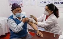 Ấn Độ kêu gọi 'bộ tứ' đầu tư vắc xin COVID-19, ngăn Trung Quốc