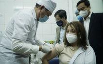 Sáng nay 8-3 Việt Nam tiêm vắc xin ngừa COVID-19 ở TP.HCM, Hà Nội và Hải Dương