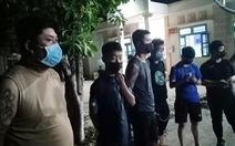 Bình Phước bắt 9 người Trung Quốc nhập cảnh trái phép cố vượt biên sang Campuchia