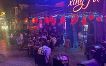 3 quán bia mở nhạc inh ỏi sau 22h bị xử phạt, tối đa 300.000 đồng
