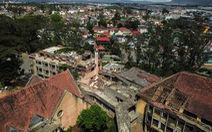 Sập máng nước mưa tu viện cổ dòng Franciscaines Đà Lạt, chết 2 người