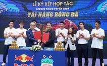 Hoàng Anh Gia Lai tuyển chọn tài năng bóng đá từ trẻ em đường phố