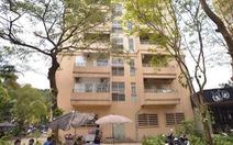 Nữ sinh rơi từ tầng 9 chung cư: Có một vỉ thuốc ngủ trong phòng nạn nhân
