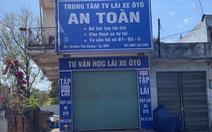 Đào tạo lái ôtô kiểu 'tay không bắt giặc' ở Đắk Lắk
