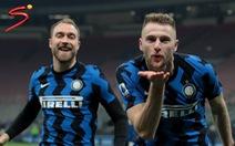Nhọc nhằn đánh bại Atalanta, Inter Milan bỏ xa Juve 10 điểm