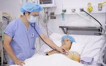 Hai bệnh viện phối hợp, cứu sống một bệnh nhân bị khối u lớn trong tim