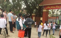 Hà Nội: Học sinh lớp 9 đâm chết nam sinh lớp 8 trong giờ ra chơi