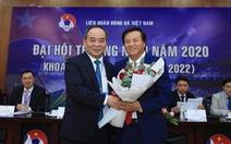 Ông Lê Khánh Hải sẽ rời ghế chủ tịch Liên đoàn Bóng đá Việt Nam