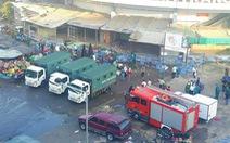 Lùi thời điểm đóng cửa chợ Đầm cũ Nha Trang đến 18-4