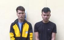 Đôi bạn tù nghiện game đột nhập gần 20 chùa trộm tài sản