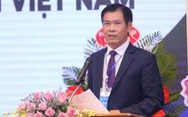Ông Trần Đức Phấn được bầu làm chủ tịch Liên đoàn Bóng chày và bóng mềm Việt Nam