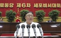 Ông Kim Jong Un kêu gọi 'trường chinh gian khổ' chống khó khăn kinh tế