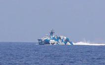 Philippines mở cuộc điều tra vụ tàu chở phóng viên bị tàu Trung Quốc rượt