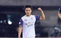 Quang Hải kiến tạo và ghi bàn, CLB Hà Nội thắng đậm